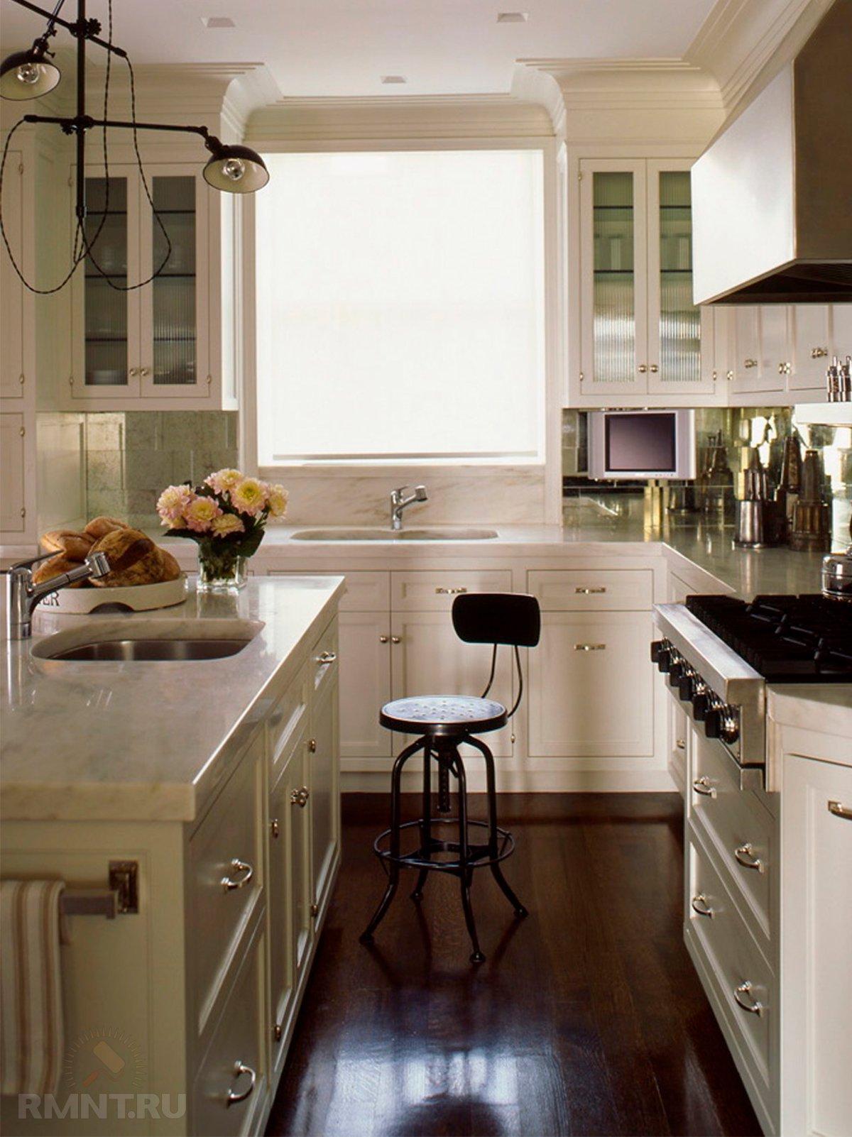 Выбираем место для мойки на кухне