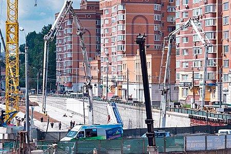 Северо-западную хорду в Москве запустят до конца года