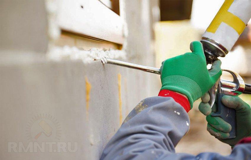 Мастика для монтажной пены делают ли наливные полы теплыми