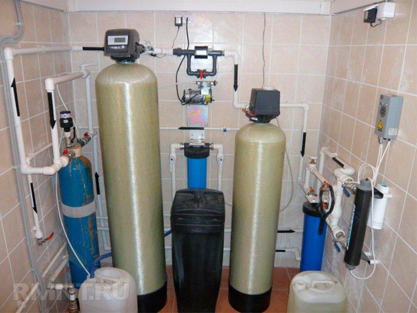 Как выбрать и установить фильтры глазастки воды из скважины