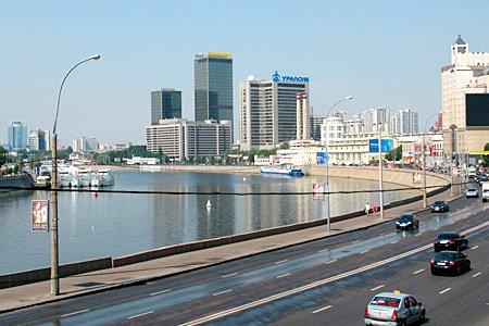 На Краснопресненской набережной появится новый офисный комплекс