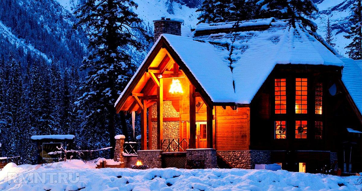 Шесть причин теплопотерь в частном доме