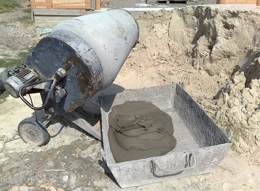 Пластификаторы для бетона. Разновидности и технология использования