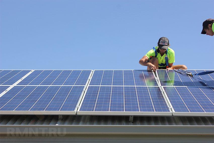 Солнечная энергия - как преобразуют в электрическую, практическое применение