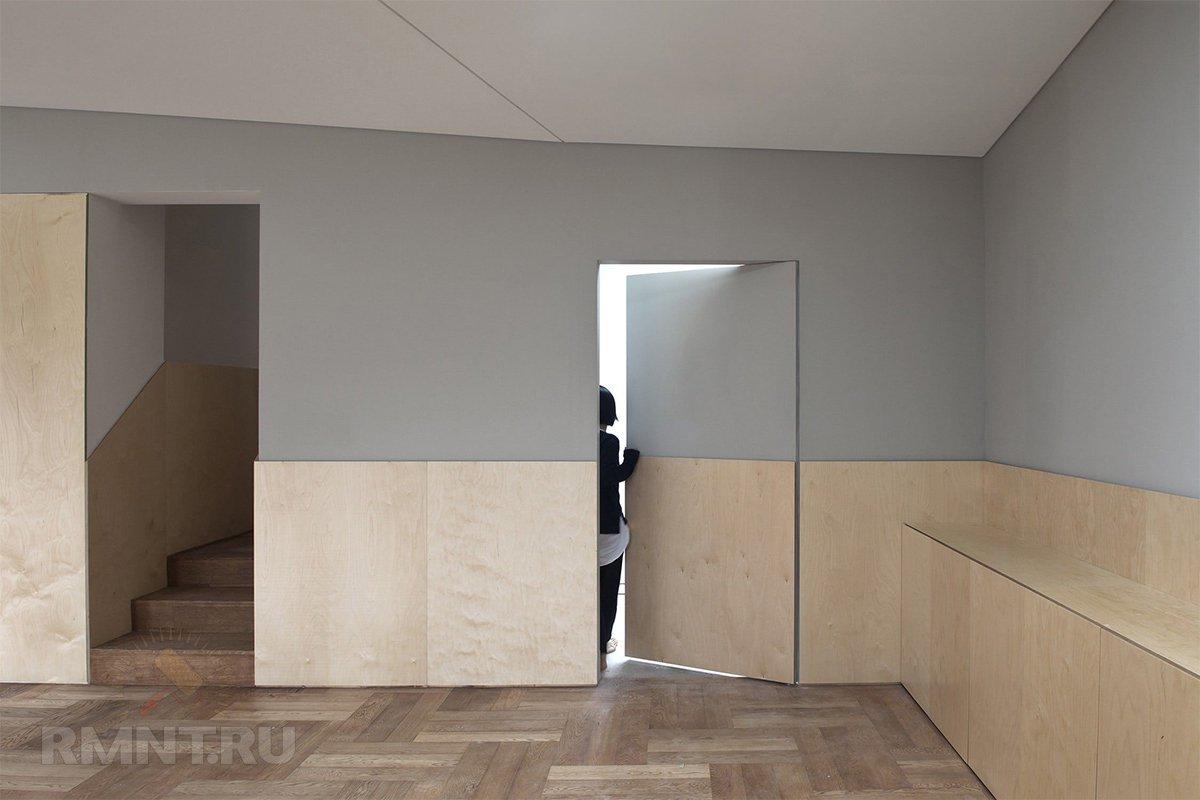 Двери-невидимки в интерьере