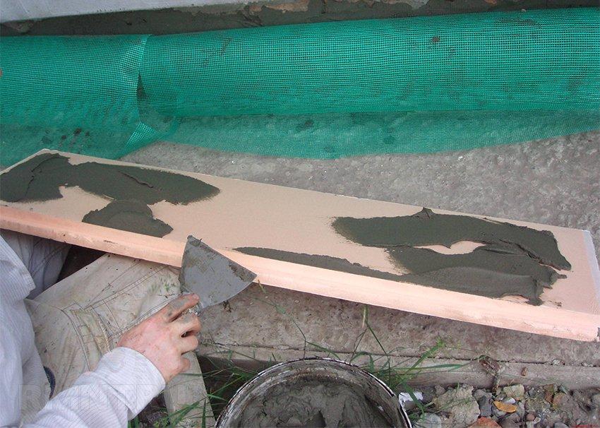 Теплоизоляцию стене к крепить как бетонной