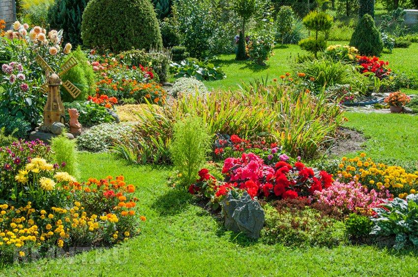 Пейзажный стиль — Студия Расцветать