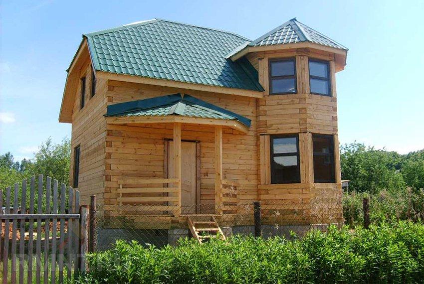 Как построить дачный домик: выбор проекта и материалов