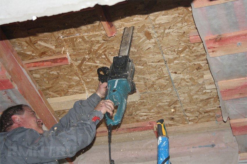 Цены крыши ремонт плоской