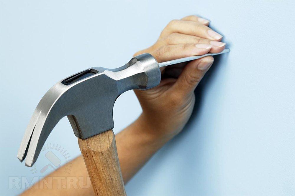 Инструмент домашнего мастера: какие бывают молотки