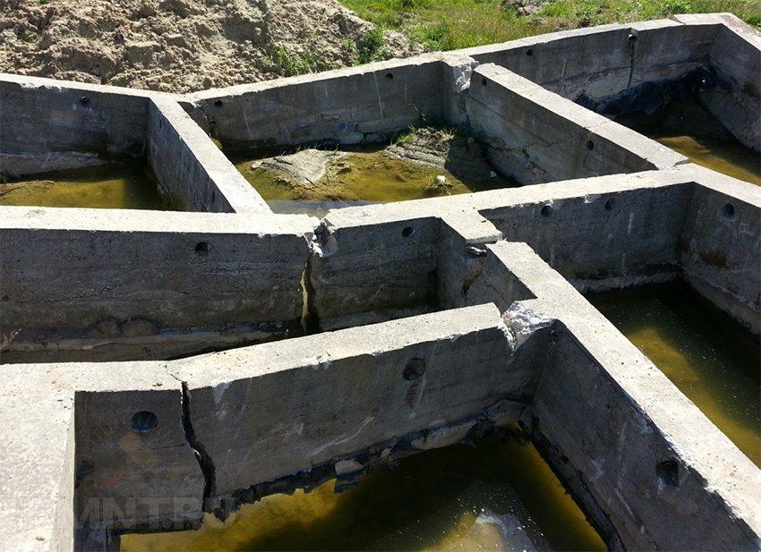 Выбор бетона по прочности
