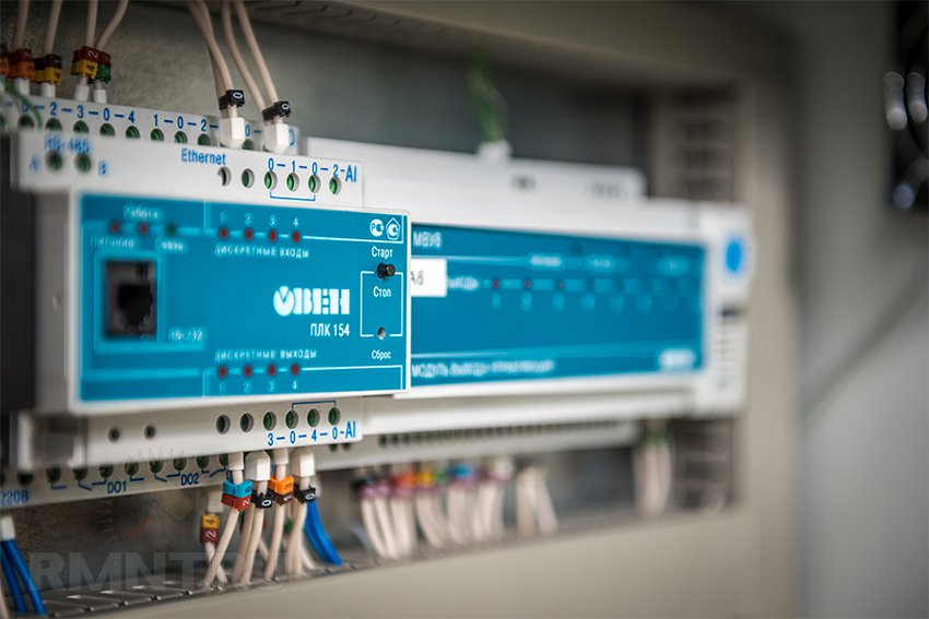 Контроллер «ОВЕН» на DIN-рейке