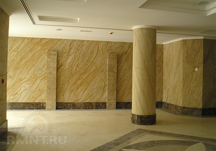 Декоративный гибкий камень. Характеристики и особенности монтажа