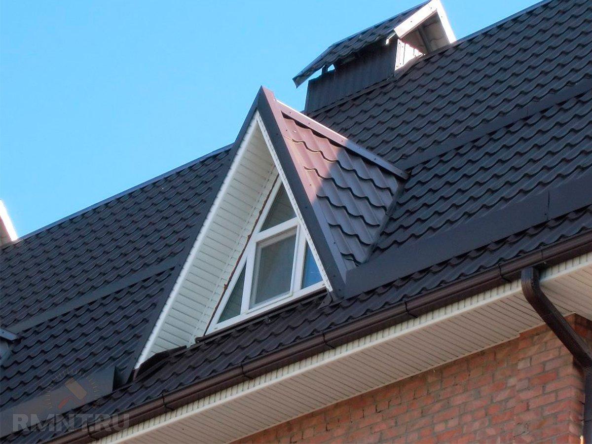 Слуховое окно на крыше: что это и зачем
