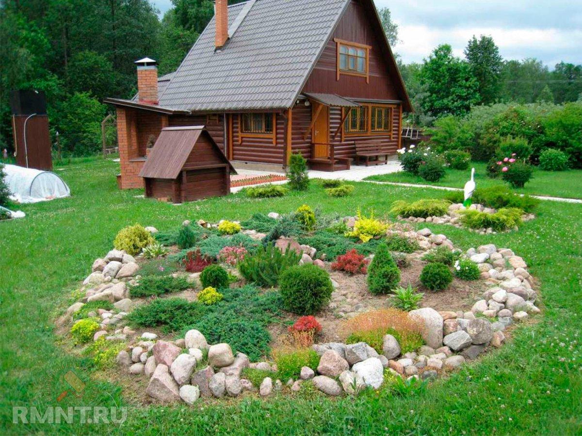 10 способов сэкономить на ландшафтном дизайне