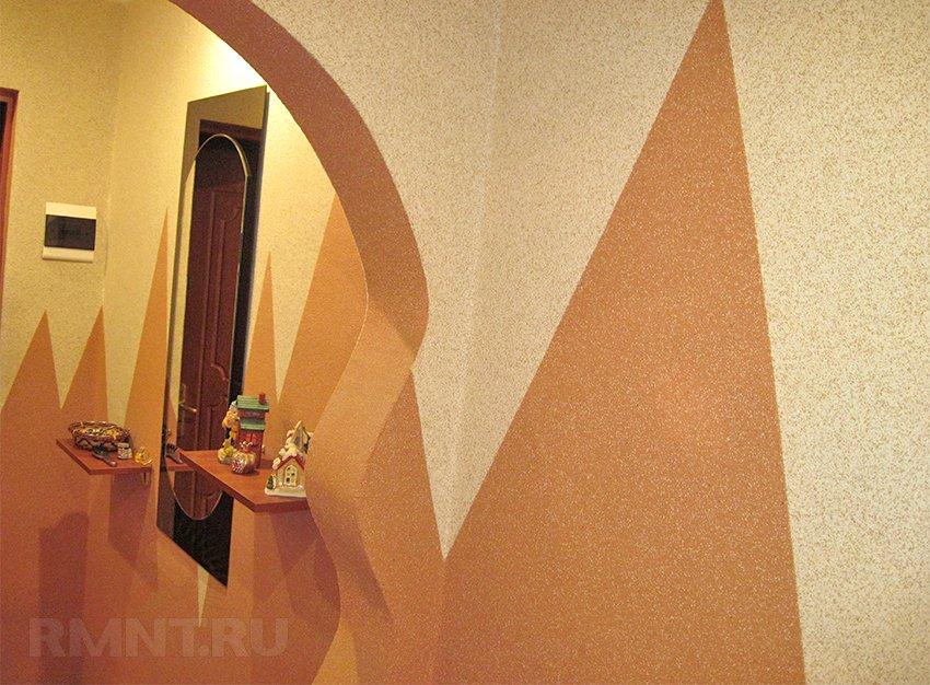 декоративная мраморная штукатурка фото