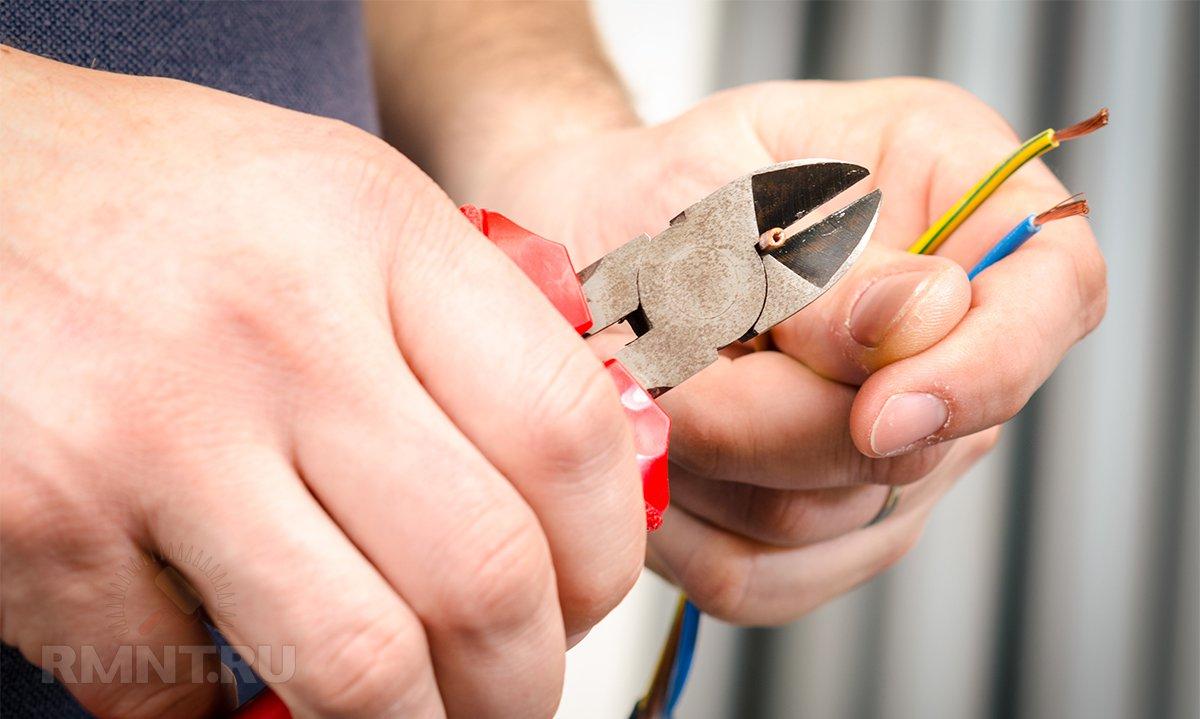 Инструмент для укладки кабеля utp