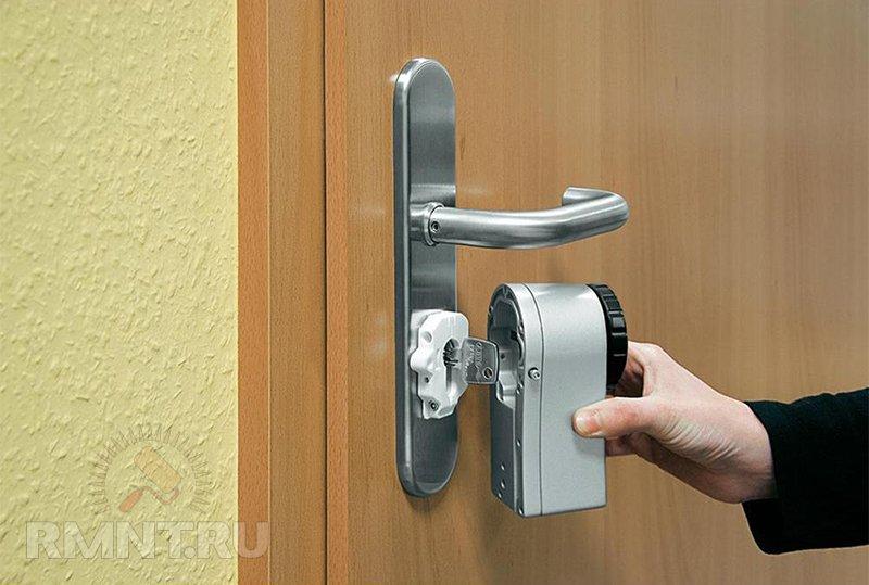 Электронный замки для дверей своими руками
