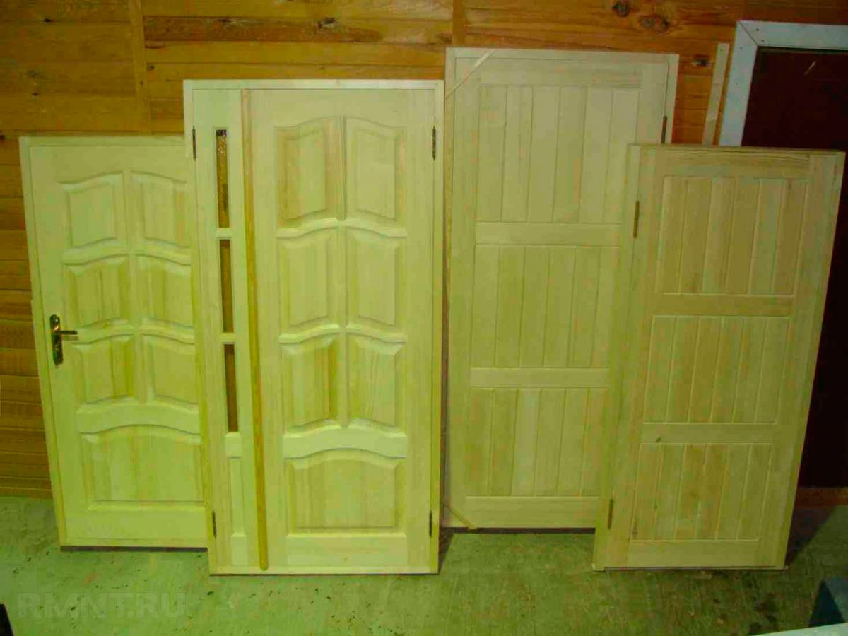 Межкомнатные двери: выбор и ремонт своими руками