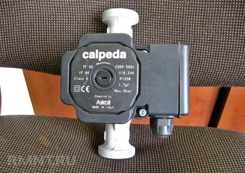 Calpeda NC 25–40/180