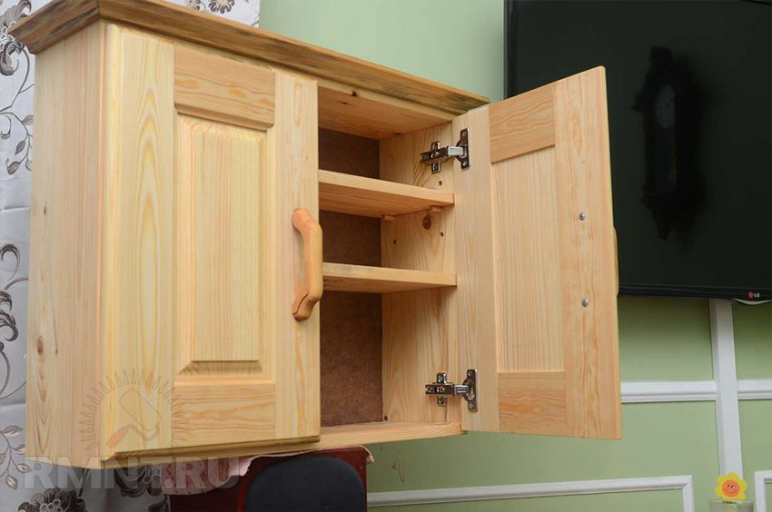 Сделать кухонные шкафы своими руками