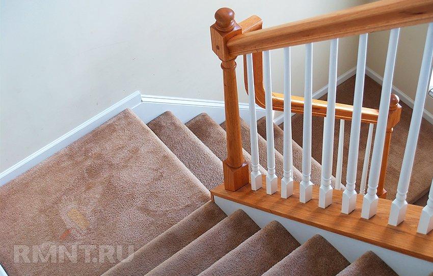 Какое ограждение для лестницы выбрать Rmnt Ru