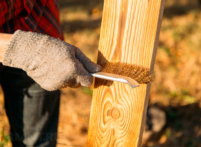 Обработка для дерева своими руками 72