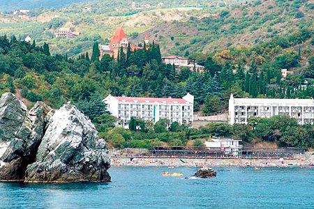 В модернизацию крымских санаториев вложат 3,5 млрд рублей
