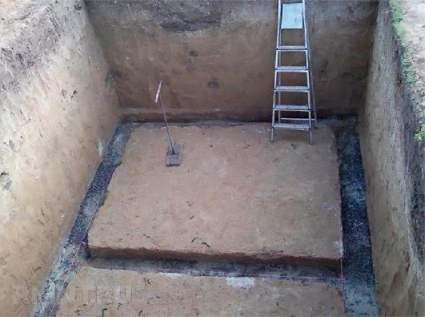 Как сделать погреб в доме или гараже своими руками