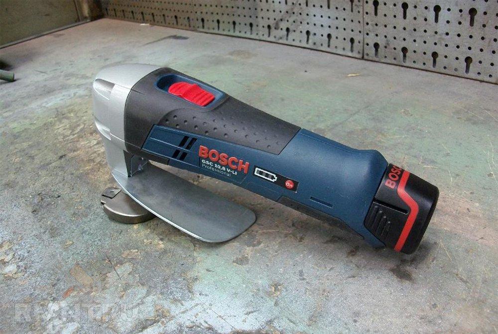 Bosch GSC 10,8 V-Li