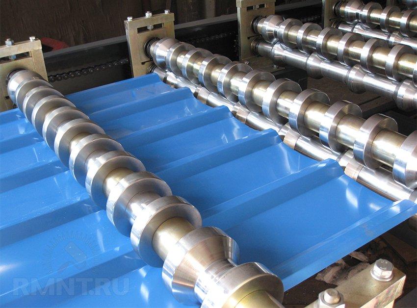 станок для проката листового металла