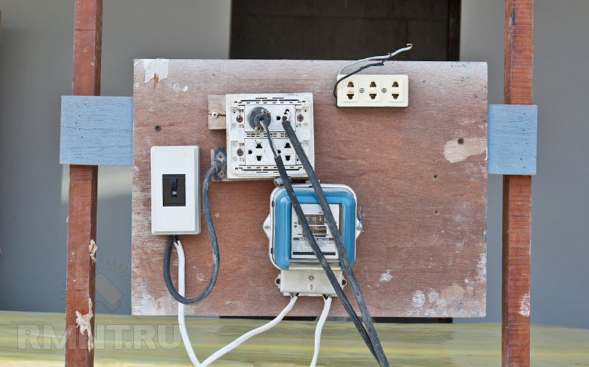 Как сделать электроснабжение