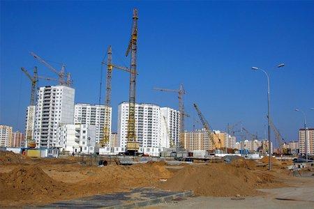За год в Москве отстроили почти 9 млн квадратных метров недвижимости