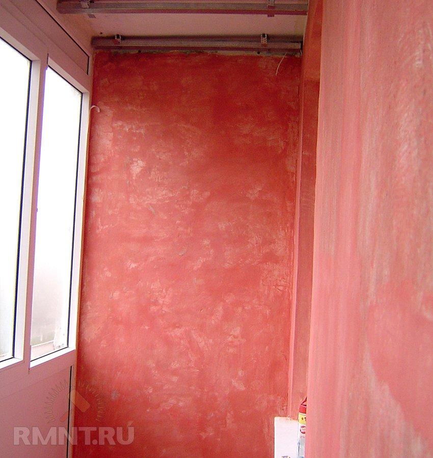 Как сделать капитальный ремонт стен на лоджии rmnt.ru.