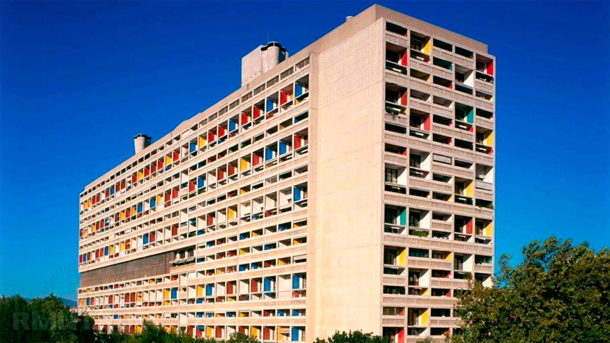 Самые известные строения Ле Корбюзье