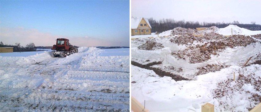 Работ своими руками на зиму