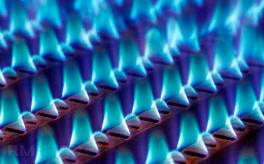 Настройка работы газовой горелки