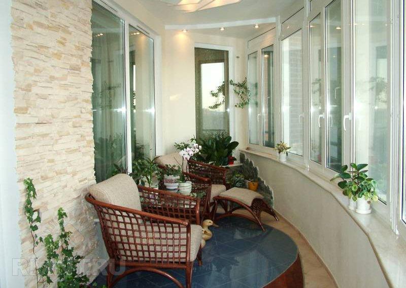 Декоративные Идеи балкона своими руками