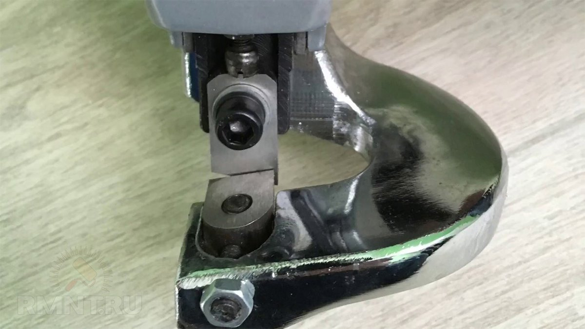 Ножевые ножницы по металлу