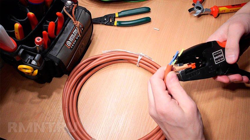 Правильное соединение электрических проводов: опрессовка или пайка