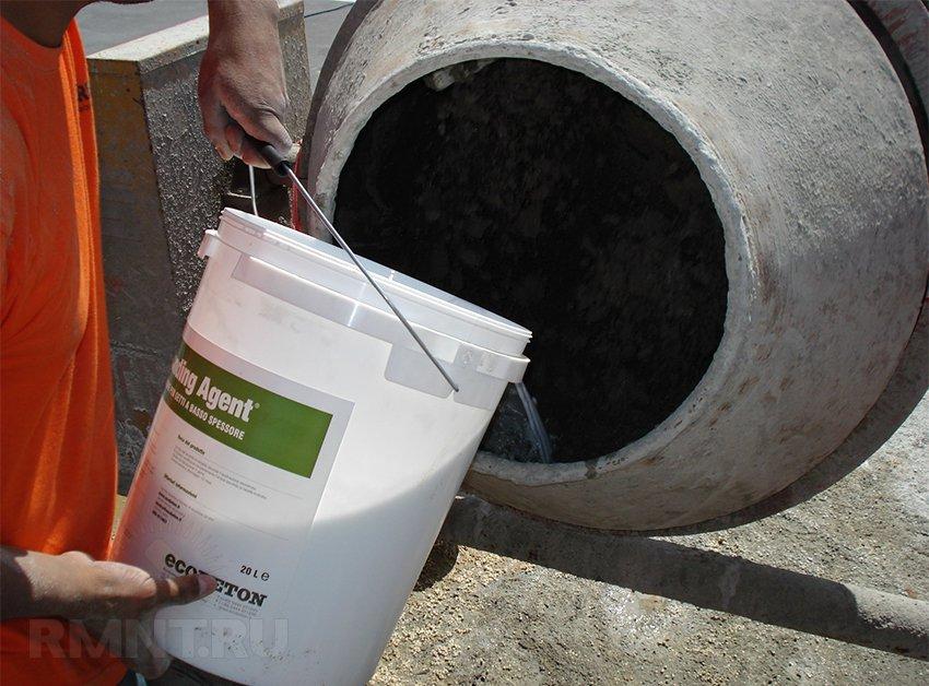 Повышение прочности бетона своими руками 88