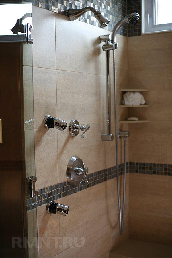 Актуальные тренды в обустройстве ванных комнат