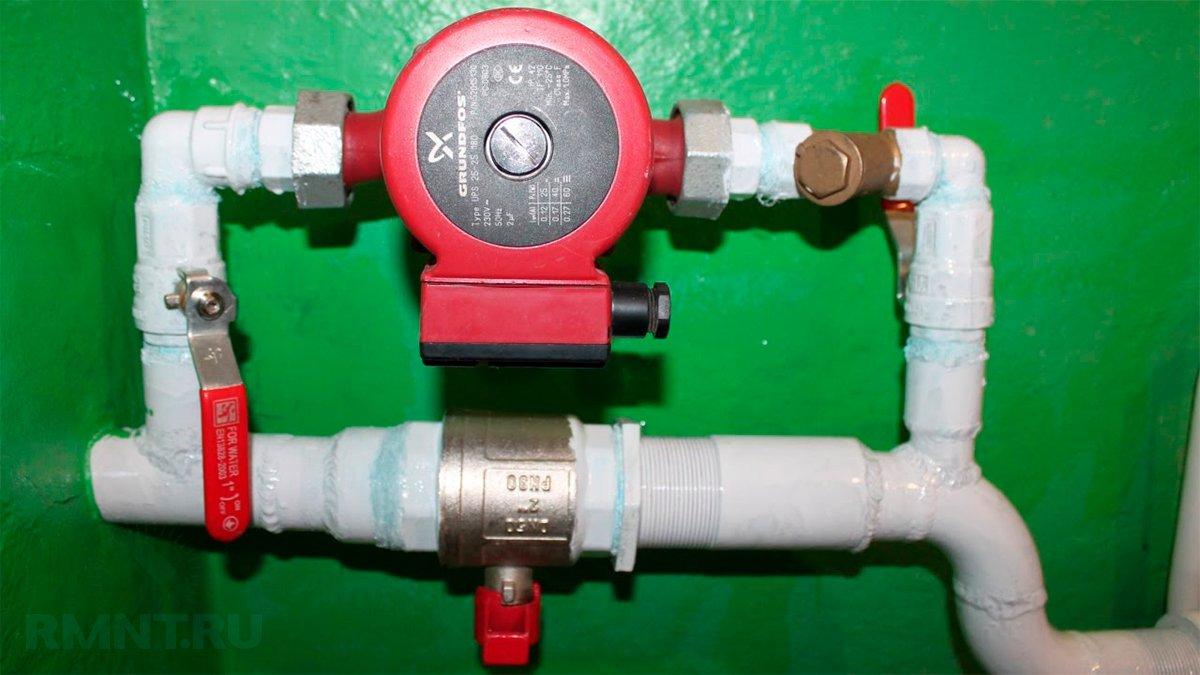 Схема подключения расширительного бака отопления фото 259