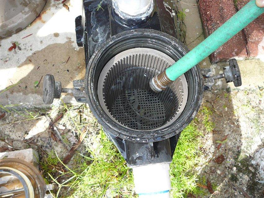 Очистка воды в бассейне как выбрать насос фильтр