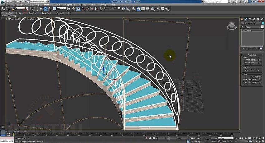 Программа для проектирование лестниц 3д