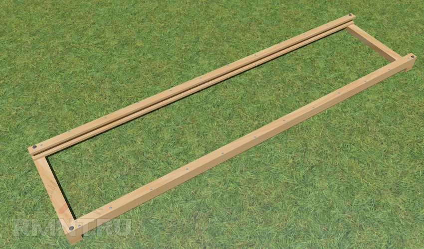 Строительный подъемник своими руками: как поднять на крышу груз
