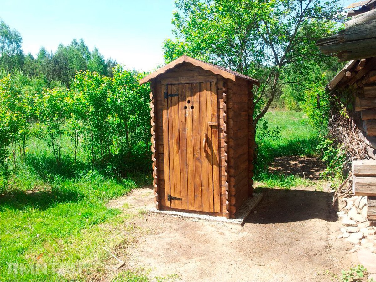 Как на дача построить туалет на даче своими руками