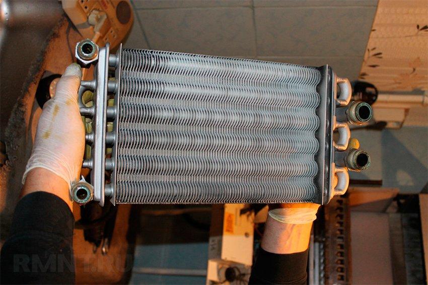 Ремонт газового котла своими руками фото 342