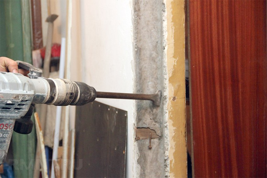 установить металлическую дверь дома расценки