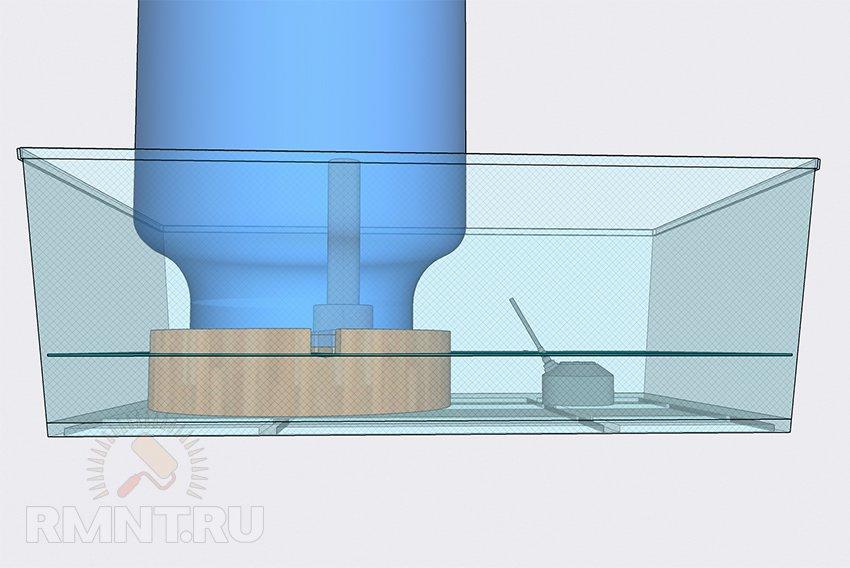 Как сделать ультразвуковой увлажнитель воздуха своими руками